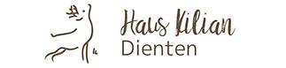 Haus Kilian in Dienten Logo
