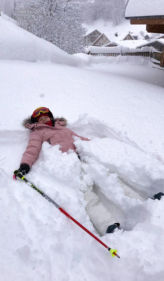 Skispass fuer Kinder Ferienwohnung direkt an der Piste